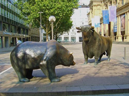 Форекс бык и медведь я потерял все на форекс