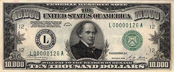 купюры доллары фото